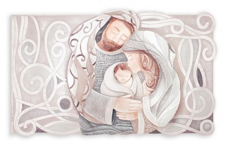 Capezzale Tenero abbraccio neutro 1110130nt Caelum Cartapietra