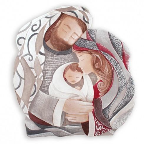 Capezzale Tenero abbraccio rosso 1106130ro Caelum Cartapietra