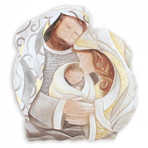 Capezzale Tenero abbraccio oro 1106130op Caelum Cartapietra
