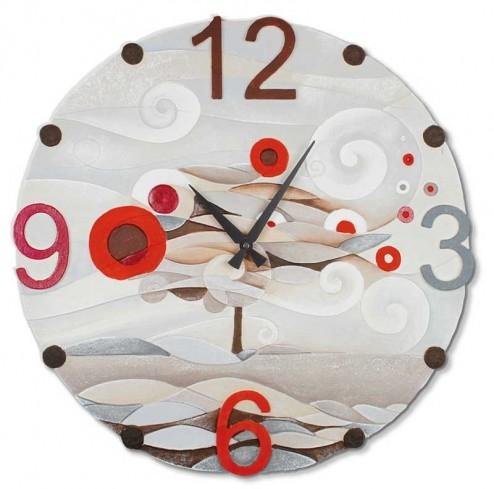 Orologio Scompiglio rosso 46040ro Cartapietra