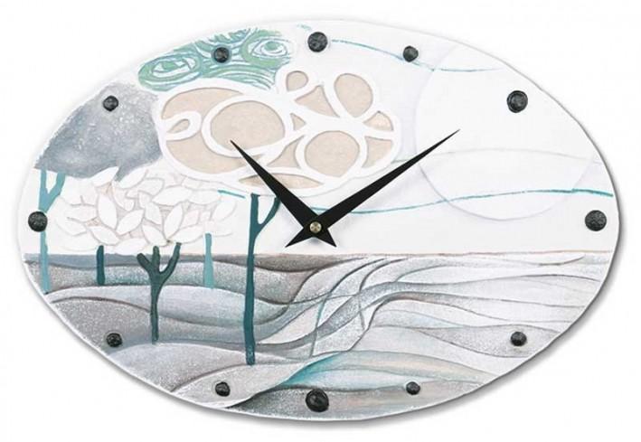Orologio ovale Un nuovo giorno Verde 435108ve Cartapietra
