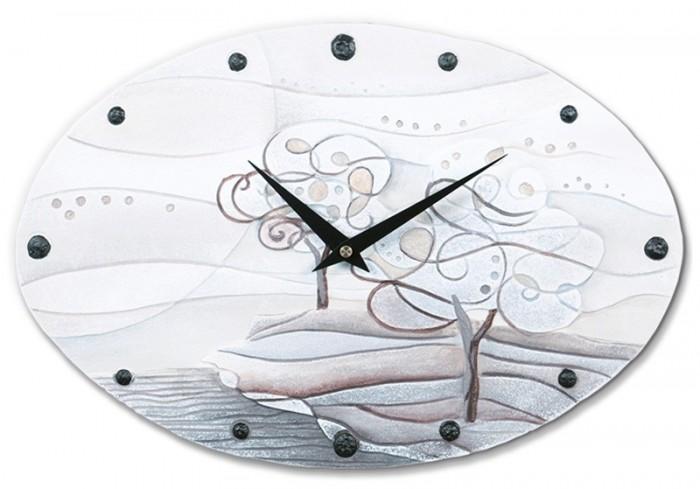 Orologio ovale L'albero dei sogni bianco 435106ba Cartapietra