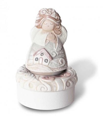 Carillon Angelino della casa Rame cr16a04rm Cartapietra