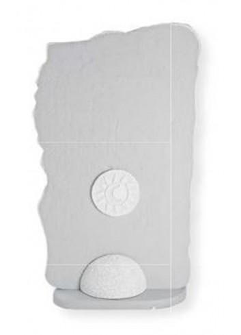 Scultura luminosa Eclettica moka SL4544MO Cartapietra