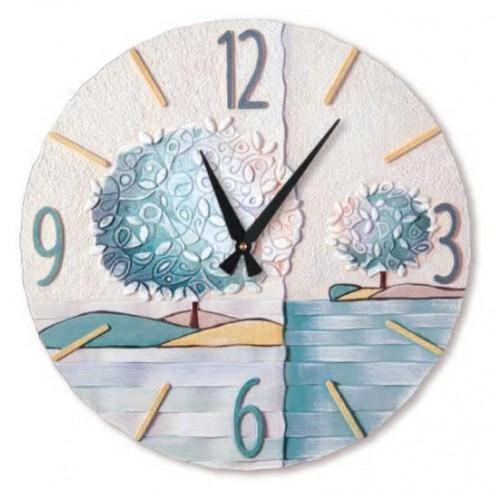 Orologio Un nuovo orizzonte Tè Ø 45 cm 44516tè Cartapietra