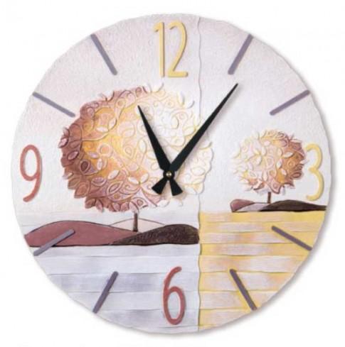 Orologio Un nuovo orizzonte Spezie Ø 45 cm 44516sp Cartapietra