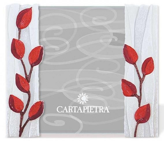 Portafoto Albero della vita rosso R131801ro/R182401ro Cartapietra