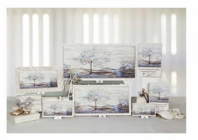 Formella L'albero dei sogni Carta da zucchero Piccoli capolavori Tra terra e mare Cartapietra