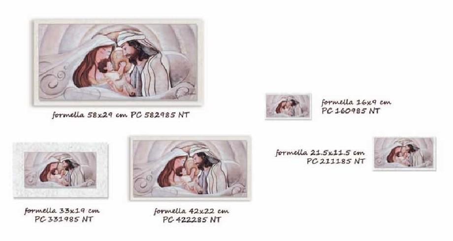 Formella Il Dono Neutro Piccoli capolavori Caelum Cartapietra