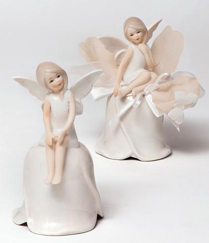 Alzatina in porcellana D4966 Cuormerletto Cuorematto