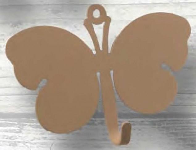 Appendino Farfalla in metallo APE-04 Appendi-Mi Eco Negò