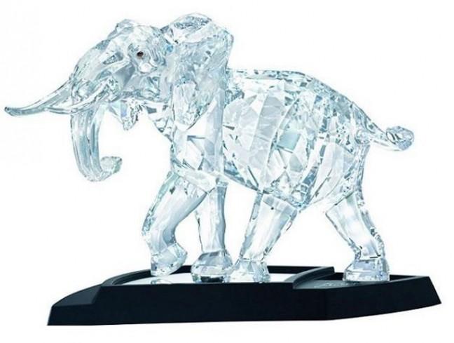 Elefante edizione limitata 854407 anno 2006 Swarovski