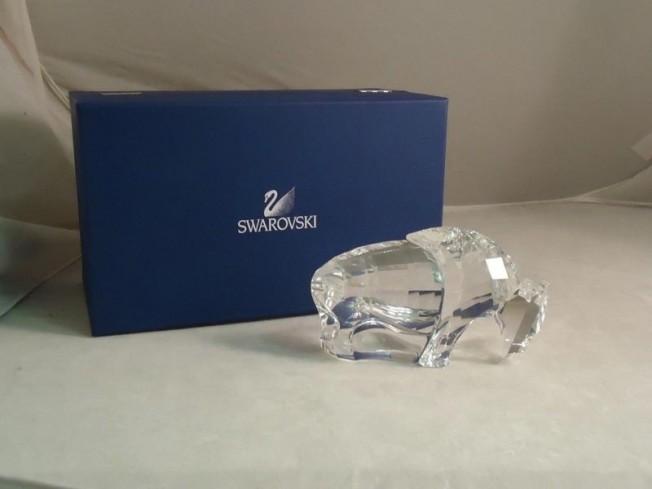 Bufalo 624598 anno 2003 Swarovski