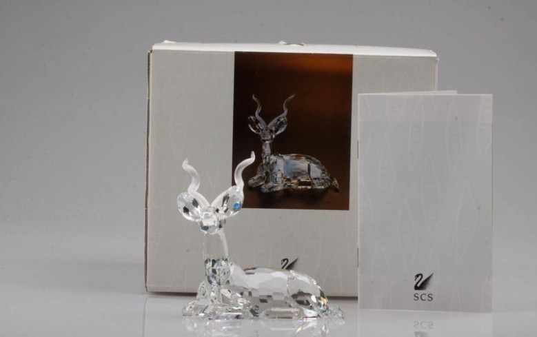 Kudu Antilope 175703 anno 1994 Swarovski