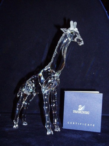 Giraffa baby 236717 anno 1999 Swarovski