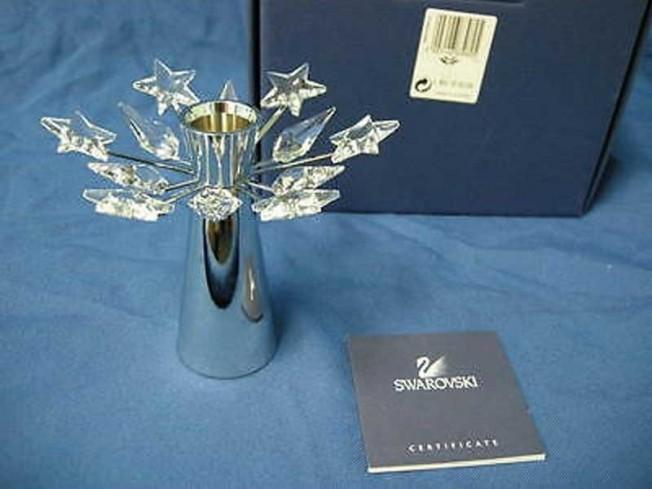 Candeliere natalizio 683982 anno 2005 Swarovski