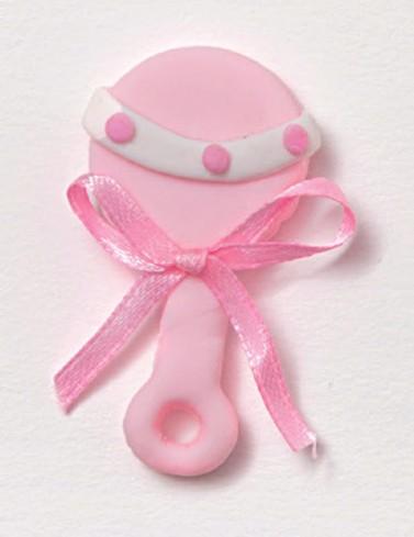 Sonaglino rosa 130352/2 Sweet Baby Ad Emozioni