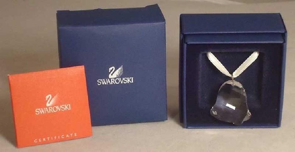 Campanella chiudipacco 601492 anno 2005 Swarovski