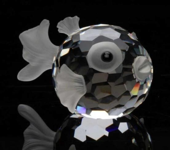 Pesce palla 010013 Swarovski