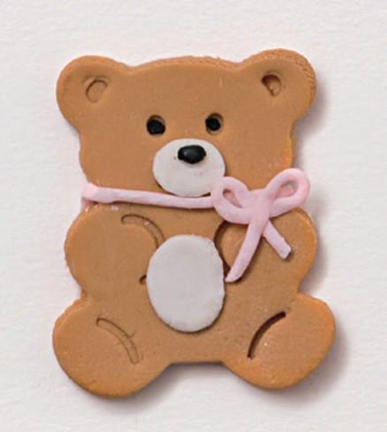 Orsetto rosa 130354-2 Sweet Baby Ad Emozioni