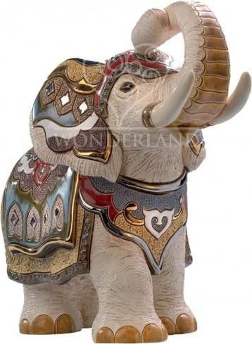 Elefante indiano D1712 457 De Rosa