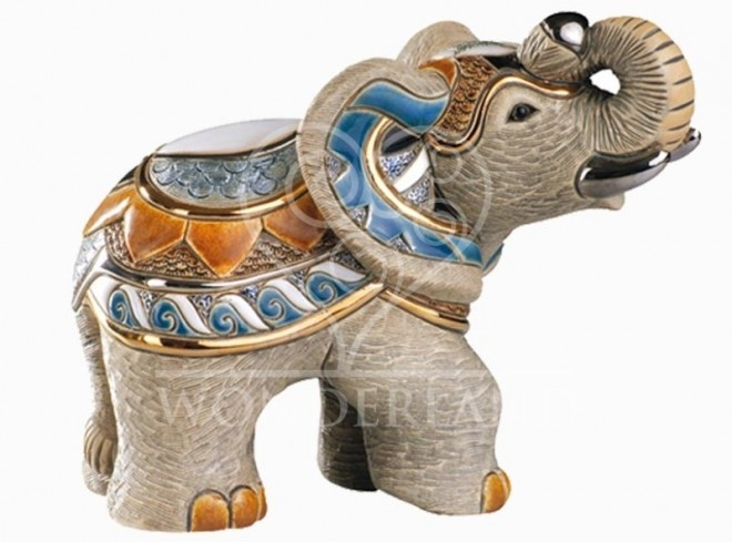 Elefante indiano D1478 1015 De Rosa