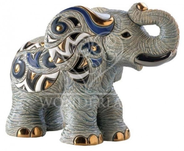Elefante africano D1470 1022 De Rosa