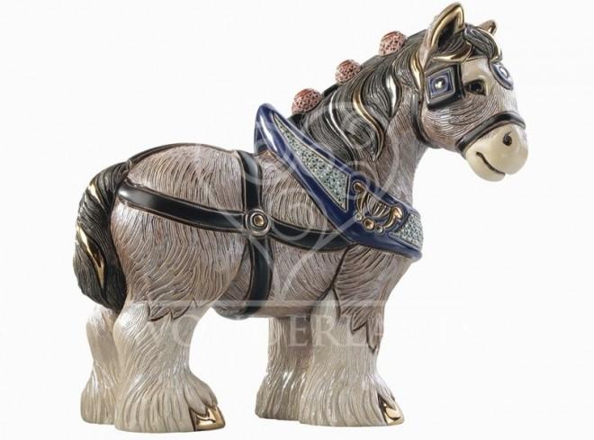 Cavallo scozzese D1467 1026 De Rosa