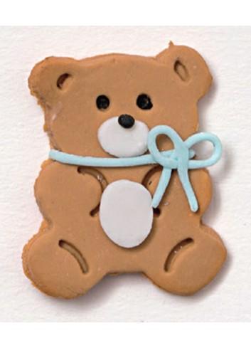 Orsetto azzurro 130354-3 Sweet Baby Ad Emozioni