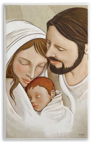 Sacra Famiglia quadro d'arredo SA35D/7 Sacri Egan