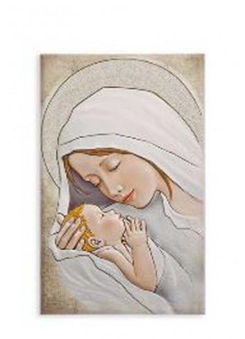 Madonna con bimbo quadro d'arredo SA35B/7 Sacri Egan