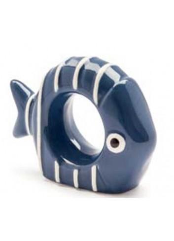 Legatovagliolo pesciolino blu AQ68S/3B Acqua di mare Egan