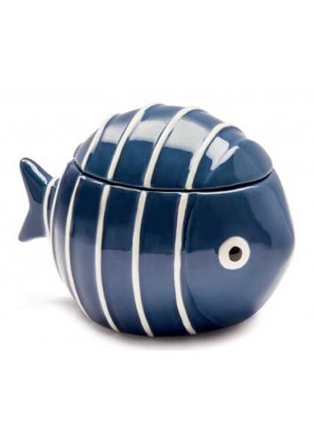 Contenitore pesciolino blu AQ14S/3B-4B Acqua di mare Egan