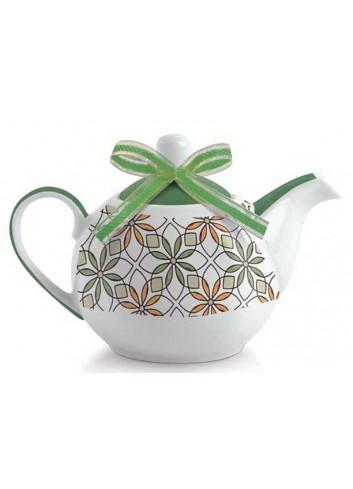 Teiera verdone La raffinatezza PTE81S/VS Tea for Two Egan