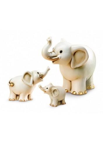 Elefante oro Gli animali della fortuna EL18S/1o-2o-3o Egan