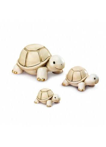Tartaruga oro Gli animali della fortuna TT18S/1o-2o-3o Egan