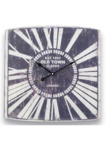 "Orologio da parete ""Numeri Romani"" 50 x 50 cm H2834 Kharma Living"