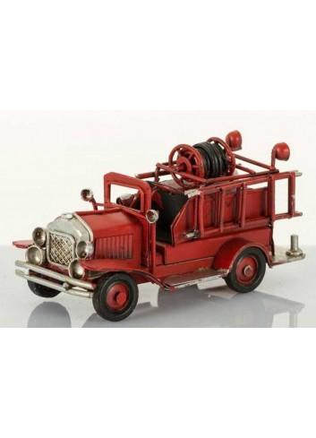 Carro pompieri rosso L. 11,5 cm E3138 Kharma Living