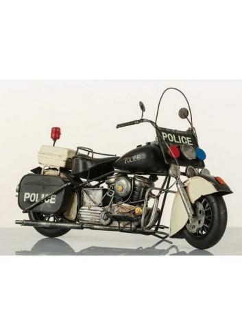 Moto polizia L. 36 cm E3101 Kharma Living