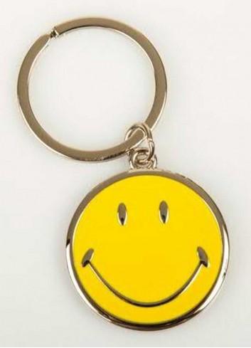 Portachiavi Smile smaltato E3182 Kharma Living