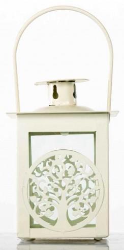 Lanterna piccola Albero della vita E3371 Kharma Living