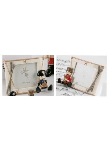 Barattolo in vetro Priscilla 6 x 7 cm D5354 Elvis e Priscilla Cuorematto
