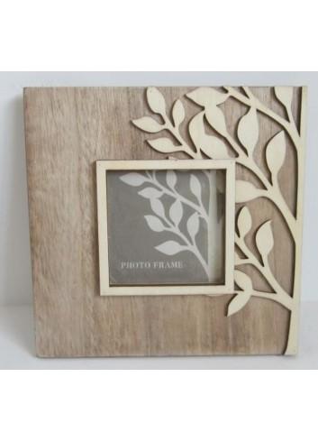 Portafoto in legno 9 x 12 D5031 Cuoregaio Cuorematto