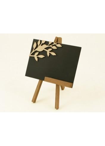 Lavagnetta memo in legno 16 x 12 D5037 Cuoregaio Cuorematto