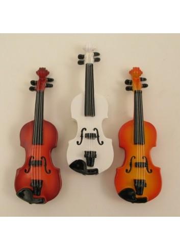 Magnete Violino H. 9 cm D5103 Musical Cuorematto