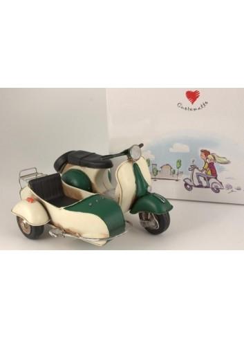 Scooter 15 x 31 x 22 cm D5218 Cuorveloce Cuorematto